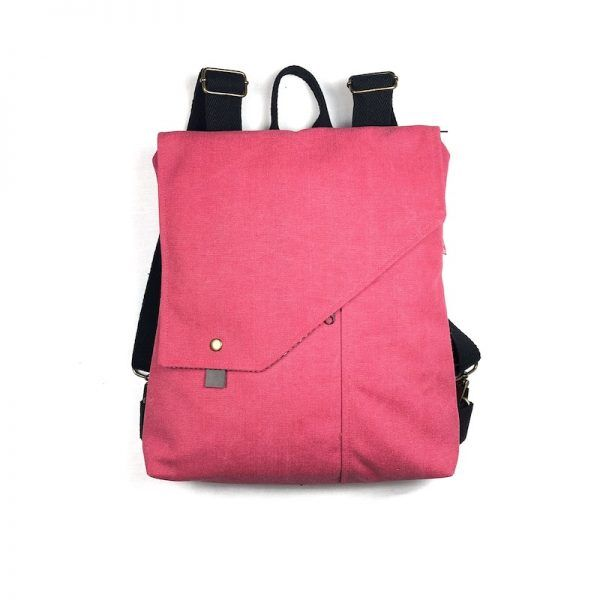 Mochila bolso tela Pink Panter
