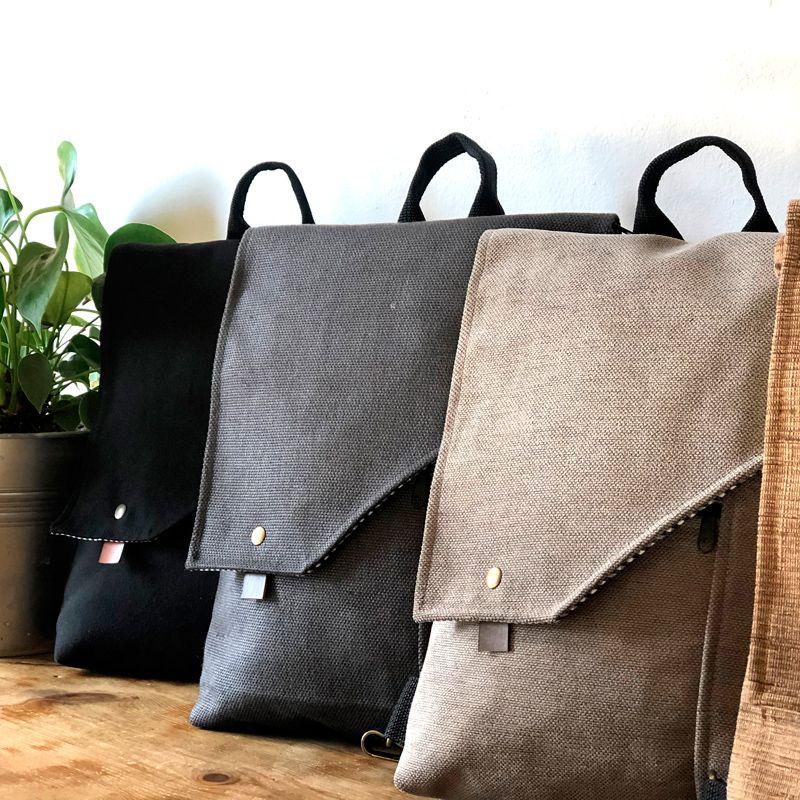 bolsos mochilas y riñoneras hechos en barcelona