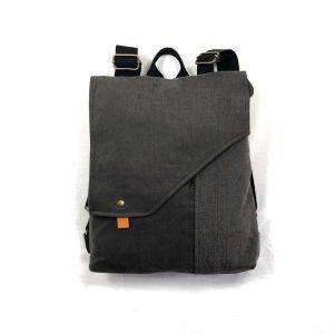 mochila sostenible grey africa