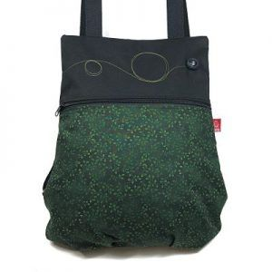 mochila tela handmade MB044 artesanal