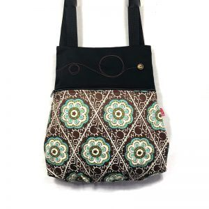mochila tela handmade deli