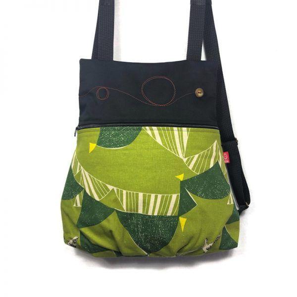 mochila tela handmade narita