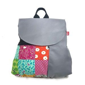 mochila de diseño sostenible