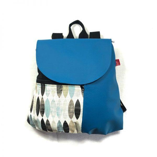 mochila eco handmade Geo