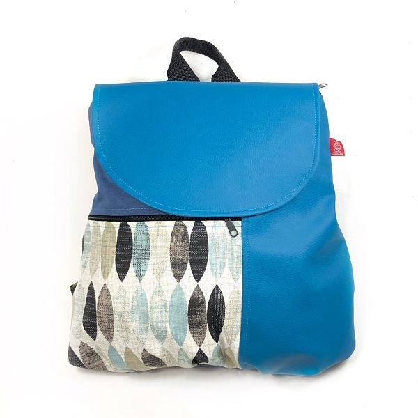 mochila eco handmade MDN010 sostenible