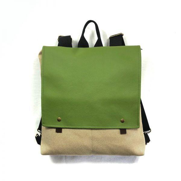 mochila eco handmade Maisa