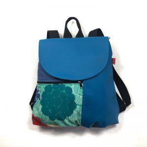 mochila eco handmade Oceanic