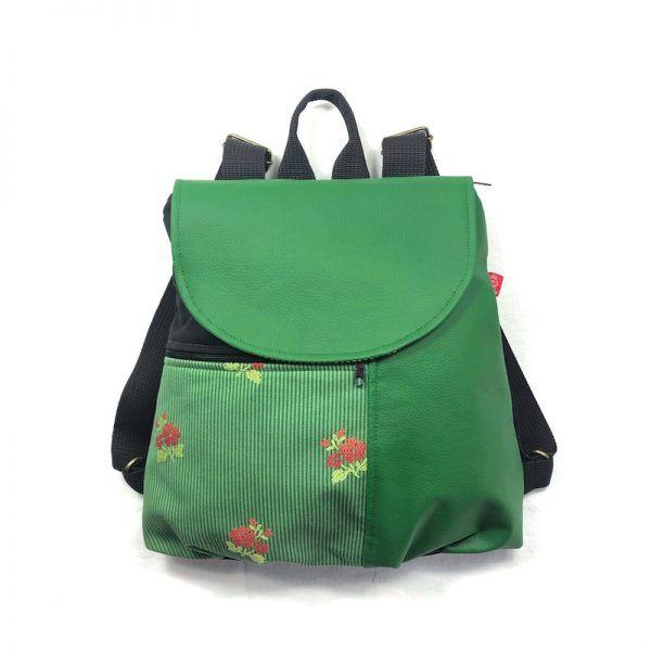 mochila eco handmade Windsor