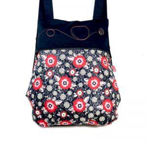 mochila de tela mujer