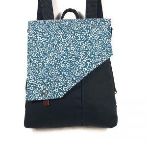 backpack de tela sostenible