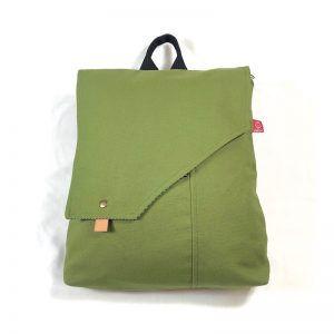 mochila bolso de tela