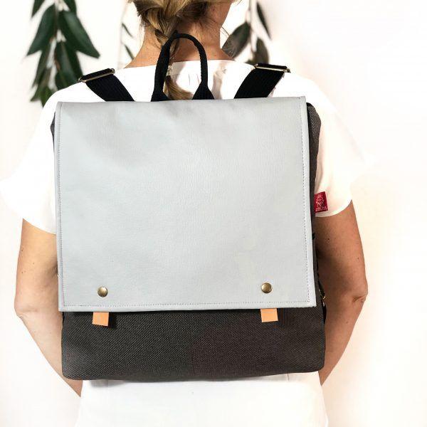 mochila bolso femenina fet a mà