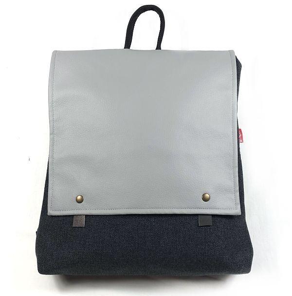 mochila bolso hecha a mano artesanalmente Brixton