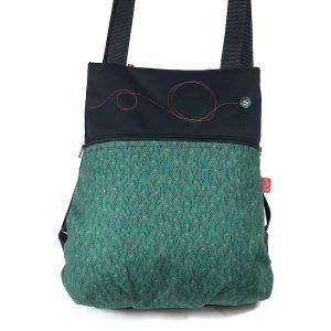 mochila bonita de tela
