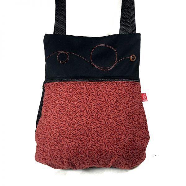 mochila de mujer linda