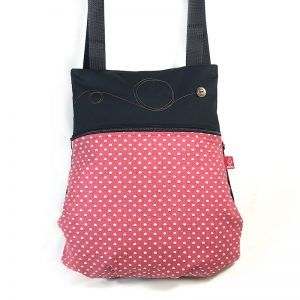 mochila de tela algodón
