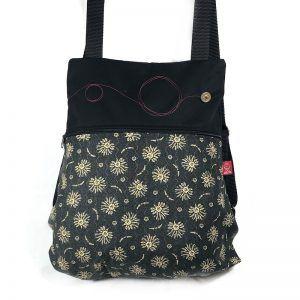 mochila de tela sostenible