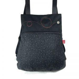 mochila femenina handmade