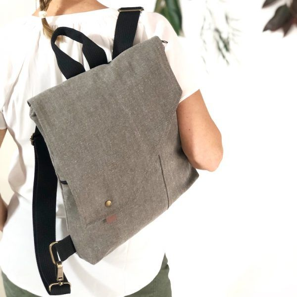 mochila hecha a mano en barcelona