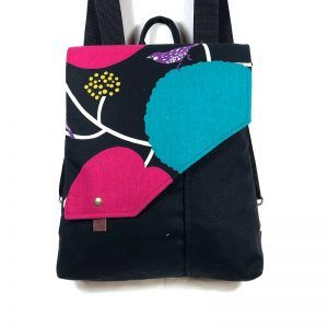 mochila moda sostenible handmade