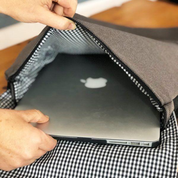 mochila porta ordenador
