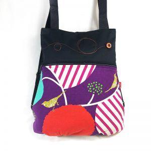 mochila tela handmade mb050