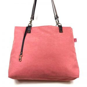 Tote bag hecha en tela Rose