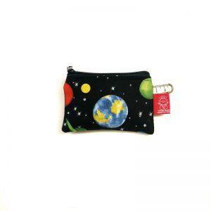 monedero mini handmede tela universal