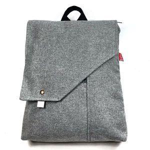 Mochila bolso tela suave hecha a mano Nordik Lluis