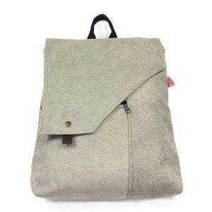 mochila bolso de tela MNK048 - Nordik Mint La Bicha Creativa