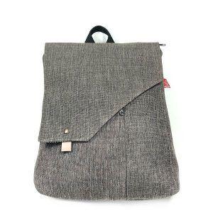 mochila bolso original sostenible handmade La Bicha Creativa - Terra