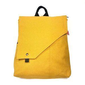 mochila bolso tela suave hecha a mano La Bicha Creativa - Lluis