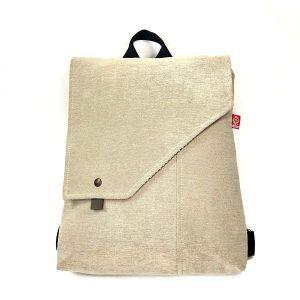 mochila eco sostenible handmade transformable en bolso La Bicha Creativa - Jasper