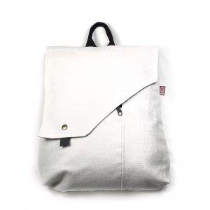 mochila en tela reciclada - Copito