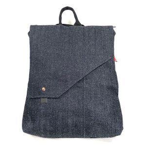 mochila en tela reciclada hecha a mano La Bicha Creativa - Copito