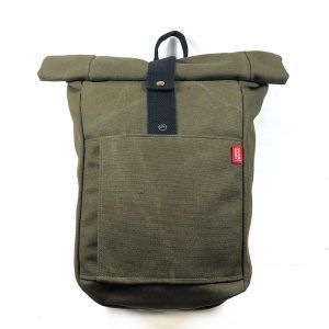 mochila resistente hecha a mano - Expres